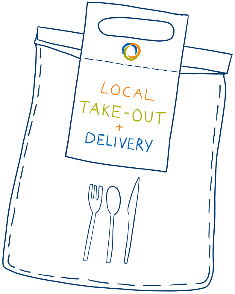 Local Take Out and Delivery